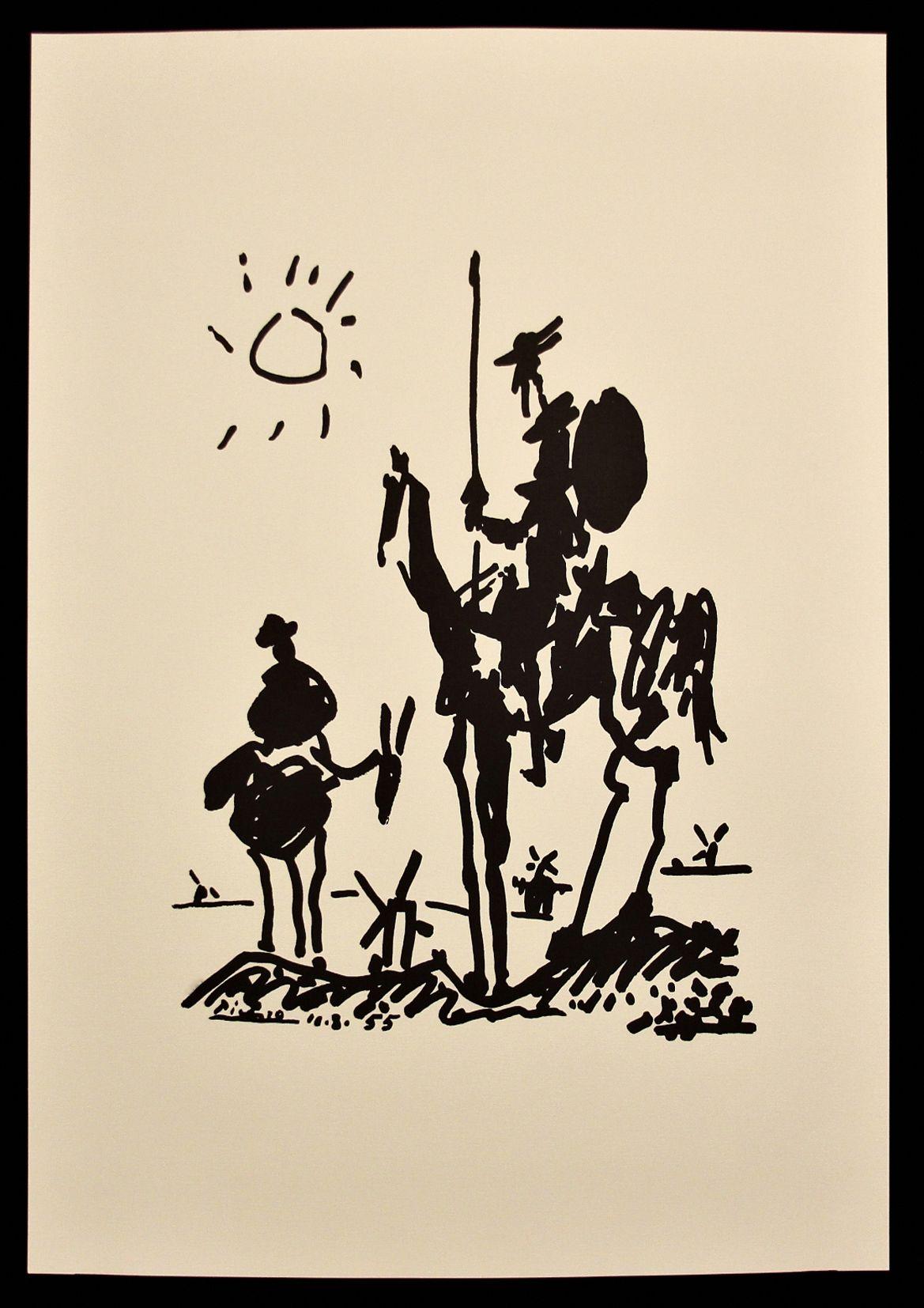 Don Quixote Poster | Zazzle